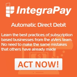 Direct Debit Systems for subscription base businesses