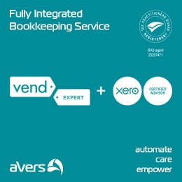 Vend Xero Integration Bookkeeping