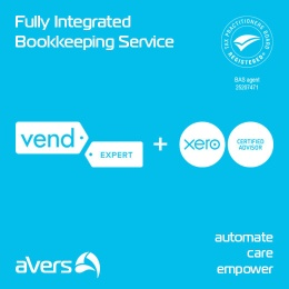 Vend Xero Integrated Bookkeeping Service