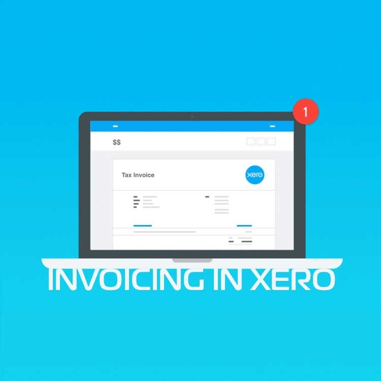 How to invoice client through Xero properly