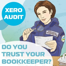Xero Review. Find and Fix.