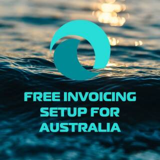 How To Setup Free Invoicing With Abn Gst Wave Accounting
