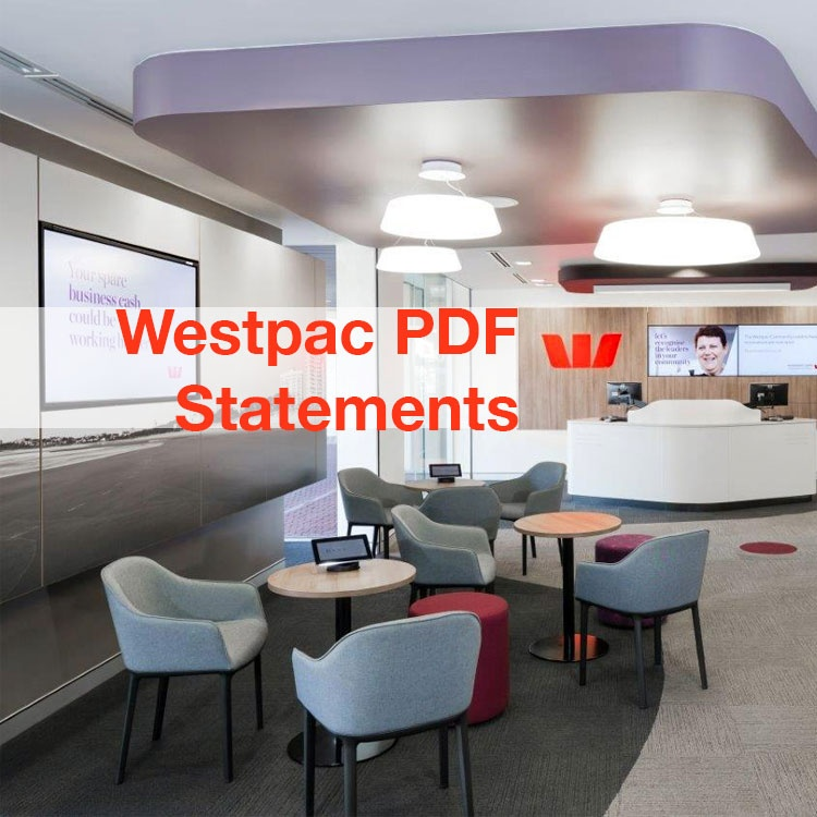 How to get Westpac PDF bank statements for your bookkeeper