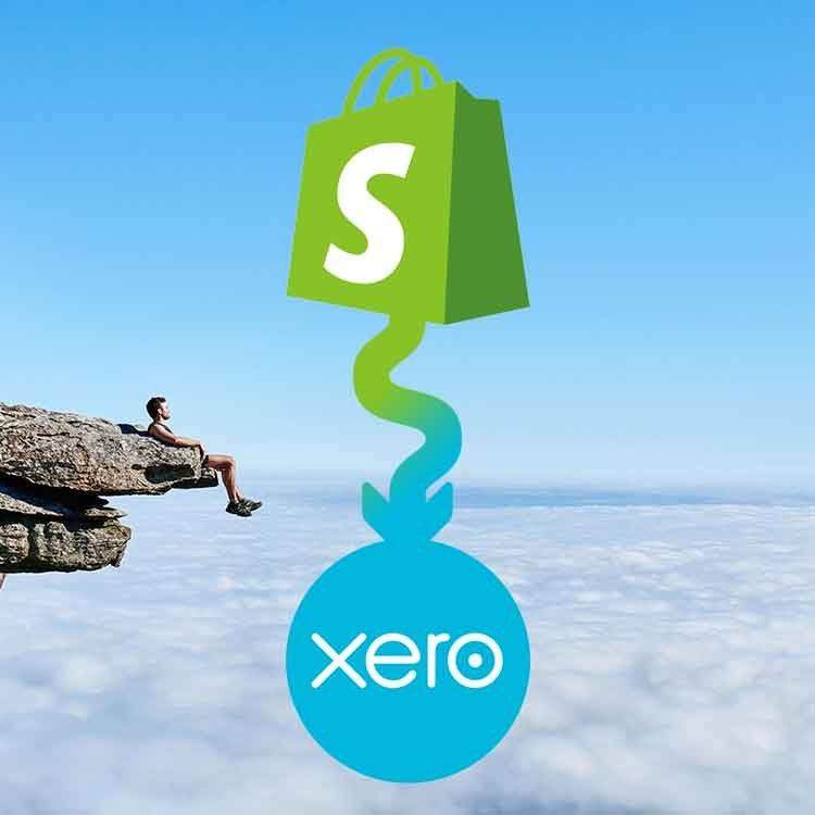 Accounting and Bookkeeping Shopify Xero Integration