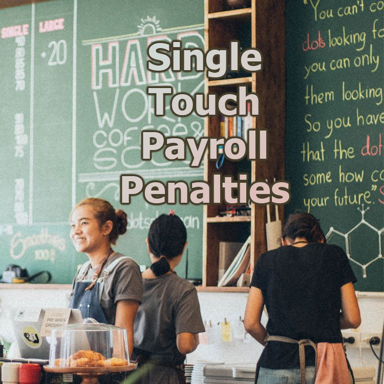 Single Touch Payroll Penalties