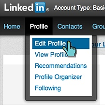 LinkedIn hide endorsements