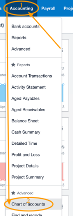 Bad Debt Account Xero Creating Expense Account