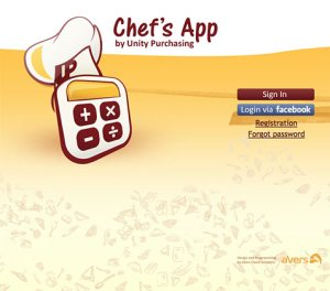 Chefs App Bookkeeping for Hospitality