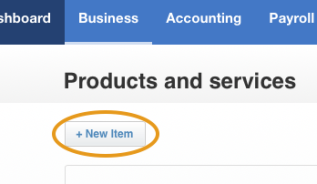 Add Xero Inventory Item