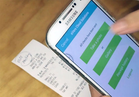 Bookkeeping App Mobile Android