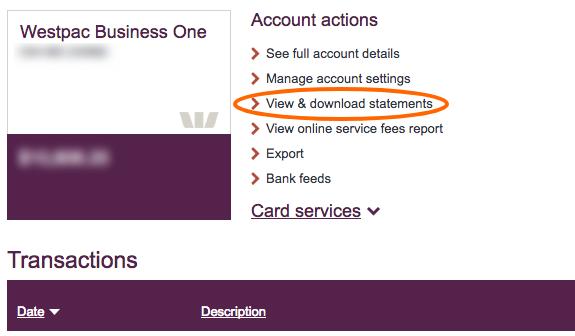 anz download bank statement pdf