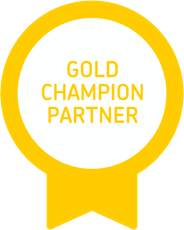 Gold Xero Champion Orange